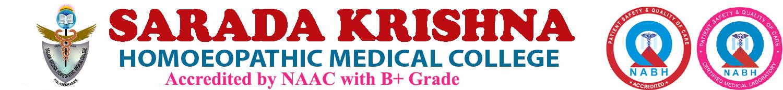 Saradha Krishna Homoepathic medical college